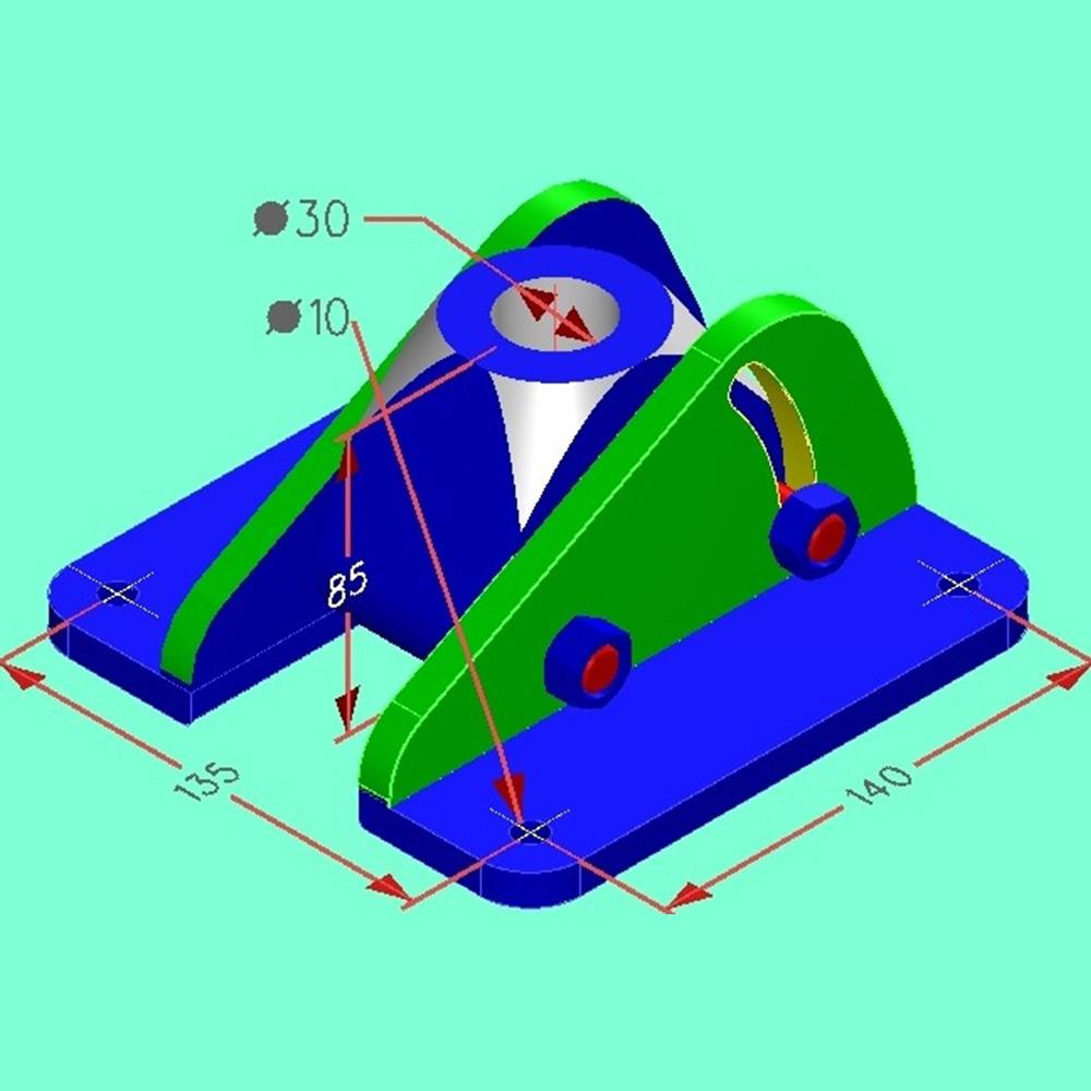 Mounting 1